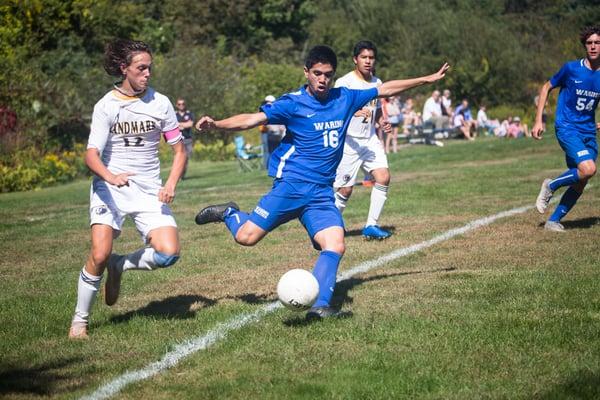 Boys Soccer vs Landmark 20190921-4