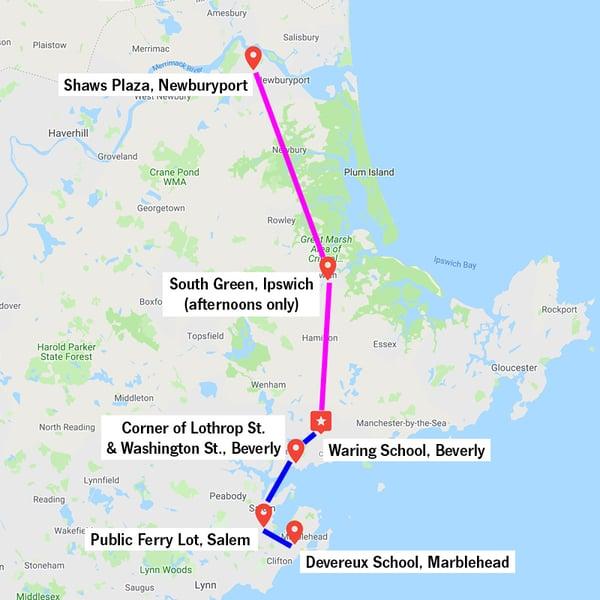 Bus Routes 20191007B