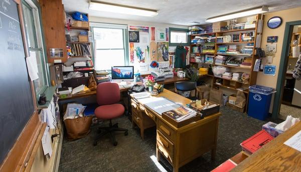 Mrs Ann Cahill Office-1