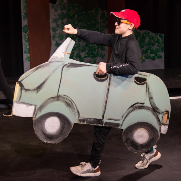 Sebby Car-1