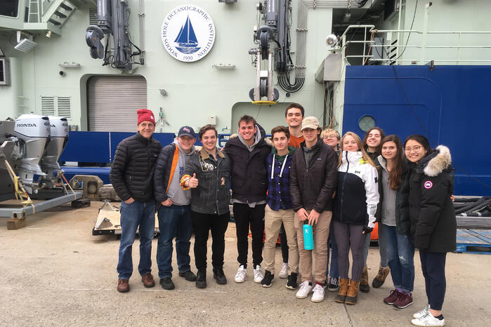 Wiggs Science at Woods Hole (1 of 1)