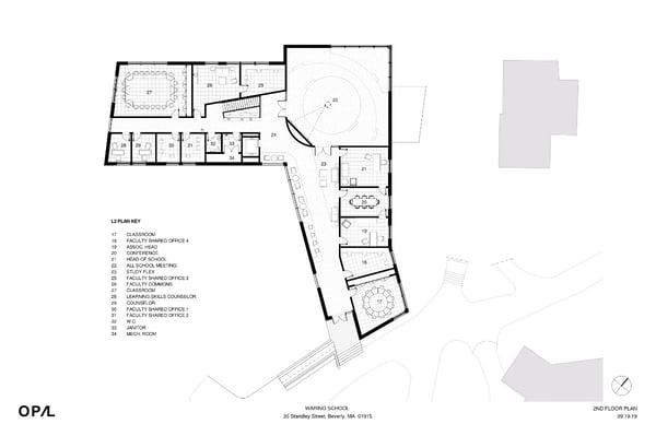 school building floor 2